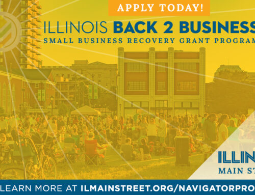 We can help your small business apply for the Back2Business grant!